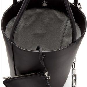 eaf2343c4f Alexander Wang Bags - NWT Alexander Wang Roxy Bucket Bag Black